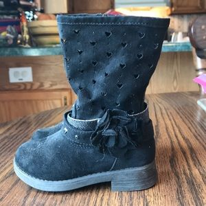 Toddler size 7 piper boots